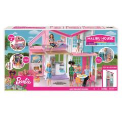 Barbie Mattel Dům v Malibu FXG57