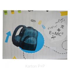Ubrus do výtvarné výchovy 65x50cm School