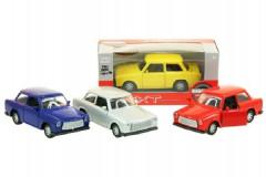 Auto Trabant kov 11cm zpětné natažení