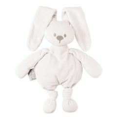 Plyšový zajíček Lapidou cuddly white 36cm