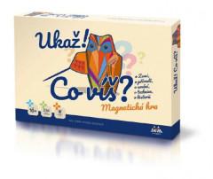 Ukaž!, co víš? společenská magnetická hra