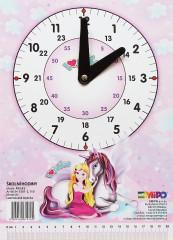 Školní hodiny Pegas Emipo