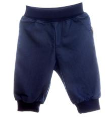 Kalhoty dětské modré denim Mkcool