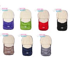 Zimní fusak New Baby Classic Wool