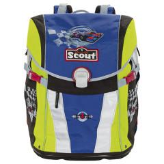 Školní batoh Scout - 3D formule