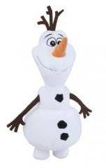 Sněhulák Olaf plyš 36cm stojící