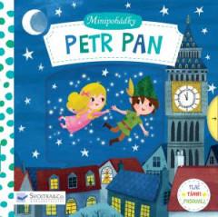Leporelo Minipohádky –  Petr Pan