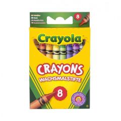 Malé voskovky 8ks Crayola