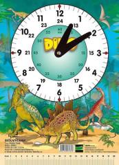 Školní hodiny Dino Emipo