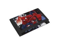 Peněženka na suchý zip Spiderman
