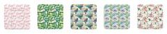 Přebalovací podložka na komodu měkká Flora & Fauna 75x72 cm Ceba