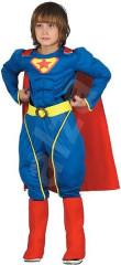 Kostým - Super hrdina, 120 - 130 cm