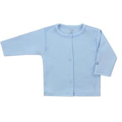 Kojenecký bavlněný kabátek Koala Happy Baby modrý