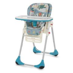 Chicco Jídelní židle Polly 2 v 1 Sea dreams modrá