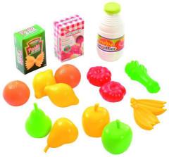 Potraviny v síťce, ovoce a zelenina 2. JAKOST