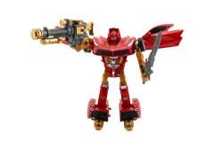 Transformer auto/robot plast 24cm