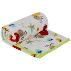 Dětská deka mikroplyš ŠNEK Esito 100 X 75 cm