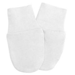 Kojenecké rukavičky bílé RDX vel. 00