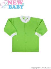 Kojenecký kabátek New Baby Zebrababy II zelený