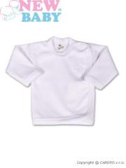 Kojenecká košilka New Baby Classic vel. 56 BÍLÁ