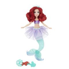 Disney Princess panenka s bublifukem - Ariel