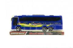 Autobus plast 25cm na setrvačník