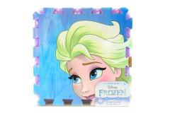 Pěnové puzzle Frozen 30 x 30 cm