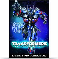 Desky na ABC Transformers NEW 2017