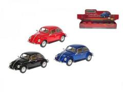 Auto Volkswagen Beetle kov 17cm