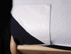 Chránič matrace bavlna + polyuretan 60 x 120 cm
