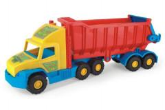 Auto Super Truck sklápěč plast 75cm