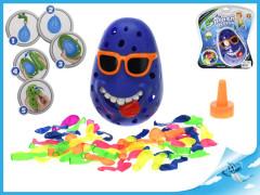 Vodní hra klaun s 50ks vodních bomb