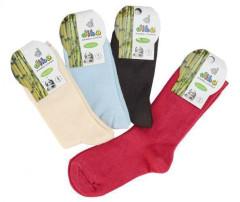 Kojenecké bambusové ponožky vel. 5 (26-28) Diba