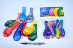 Různobarevné balónky 10 ks