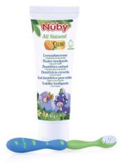 Zubní pasta pro děti All Natural 45g + zubní kartáček 24m+