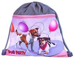 Školní sáček Dog party Emipo