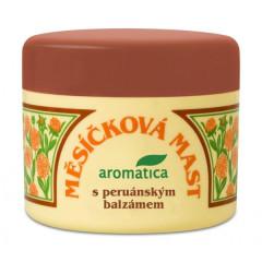Měsíčková mast s peruánským balzámem Aromatica 50 ml
