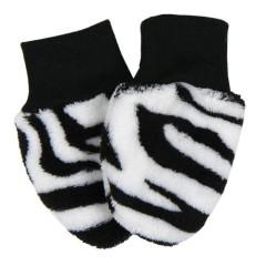 Kojenecké rukavičky POLAR ZEBRA