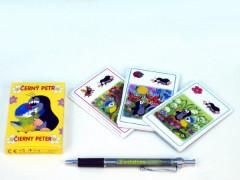 Černý Petr Krtek a sýkorka