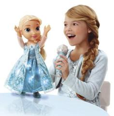 ADC Blackfire Ledové království Zpívající Elsa