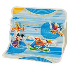 Blahopřání 3D Disney Bruslař Mickey