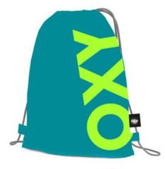 Sáček na cvičky OXY Neon Green NEW