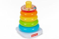 Fisher Price Plastové kroužky tyči FHC92