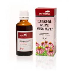 Echinaceové bylinné kapky od 3 let 50 ml