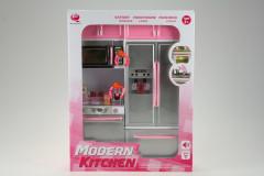 Moderní kuchyně baterie - s mikrovlnkou
