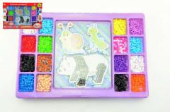 Zažehlovací mozaika 2000ks + podložka 3ks