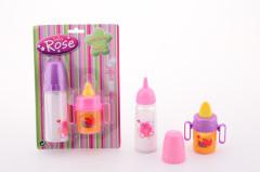 Sada - lahvička + hrneček pro panenku