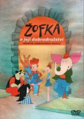 DVD - Žofka a její dobrodružství 1