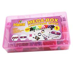Hama Mega box - nažehlovací korálky