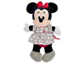 Minnie Baby plyšová 30cm 0m+